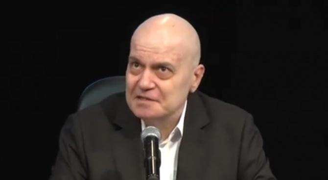Слави Трифонов разкри видео от учредяването на партията си