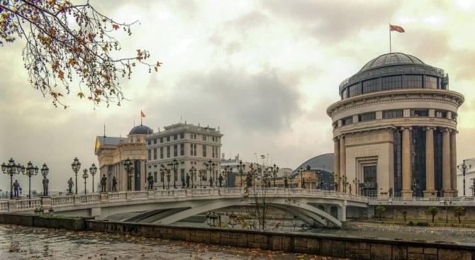 Парламентът на Северна Македония единодушно гласува да бъде разпуснат преди изборите през април