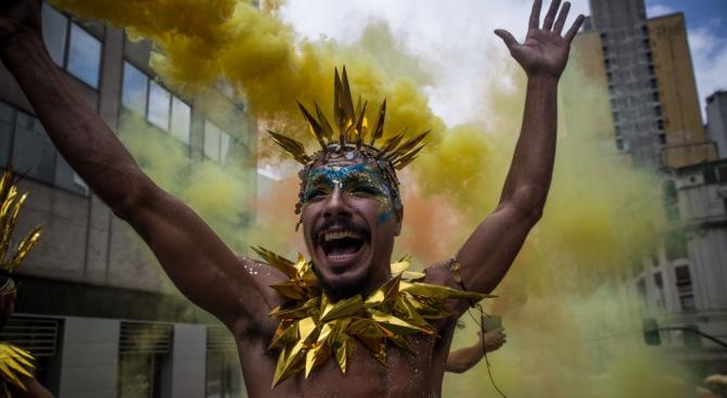 Петима ранени при стрелба на карнавално шествие в Сао Пауло