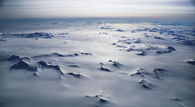 За потвърждаване на рекордните температури, измерени в Антарктика, ще са необходими месеци