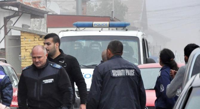 Акция срещу битовата престъпност в Черногорово. Има задържани