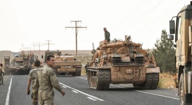 НАТО няма да оказва подкрепа на Турция в Идлиб