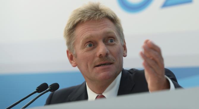 Русия не се меси в работите на други страни, включително на Франция, заяви Кремъл