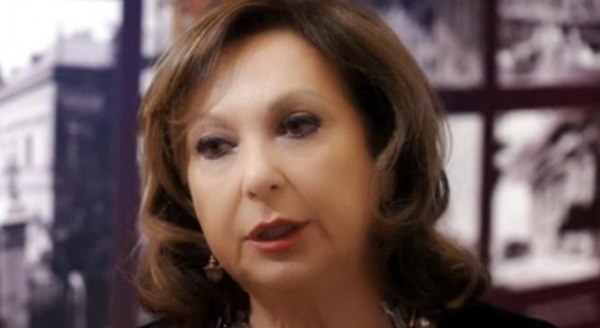 Съпругата на Петър Стоянов разкрива каква е ролята на първата дама