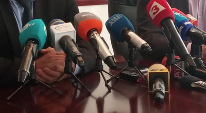 Законодателни промени в защита на журналистическата професия искат от СБЖ