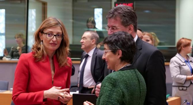 МВнР: ЕС стартира нова операция за прилагане на оръжейното ембарго спрямо Либия