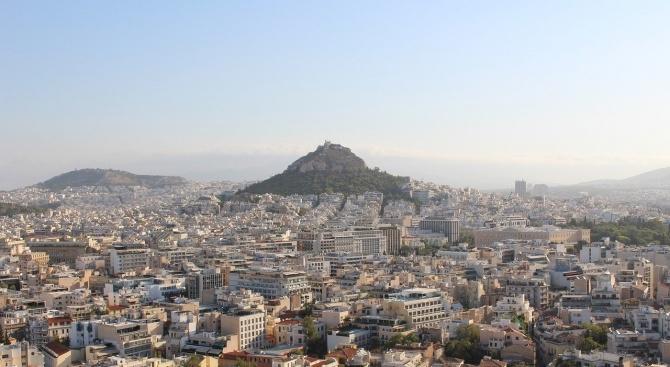 24-часова стачка парализира Атина