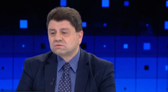 Ципов: Президентът да каже къде вижда условия за предсрочни избори и служебен кабинет