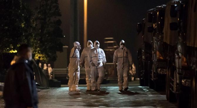 """""""Съживиха"""" обявен за починал от коронавирус шеф на болница в Ухан"""