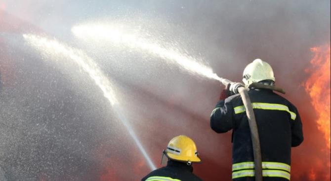 Разкриха подробности за пожара с взривни вещества в Дупница