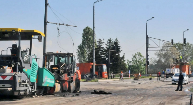 Обявена е поръчка за ремонт на улици в Хасково за 1,25 млн. лева