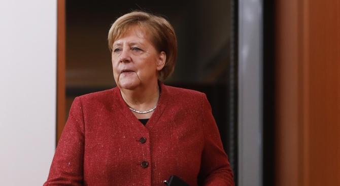 Мъж сменя Ангела Меркел?