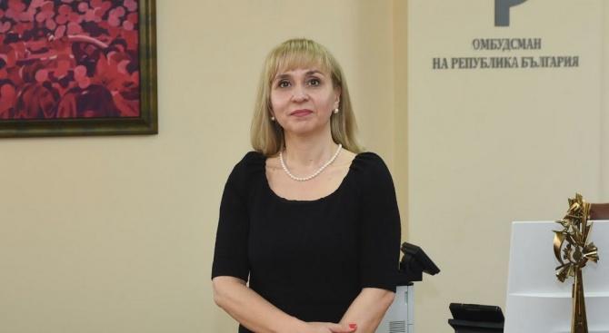Омбудсманът с препоръки до министър Кирилов