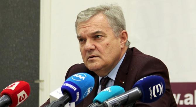 Румен Петков призова бруталният междуинституционален политически език за бъде загърбен
