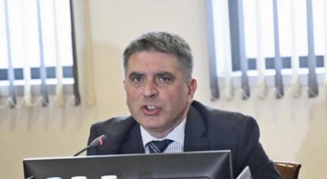 Данаил Кирилов предложи на ВСС да освободи от длъжност съдия Андон Миталов