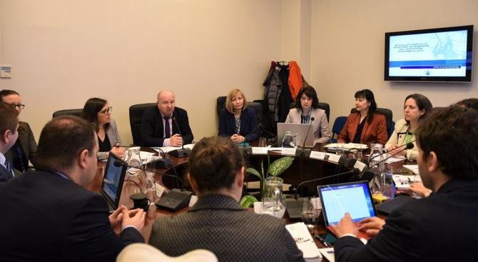 Специалисти от Еврокомисията на посещение в Агенцията по заетостта