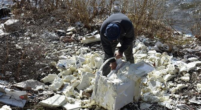Внезапна проверка за нерегламентирани замърсявания установи нарушител