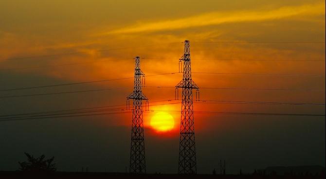 Минусова цена на тока регистрираха във Финландия