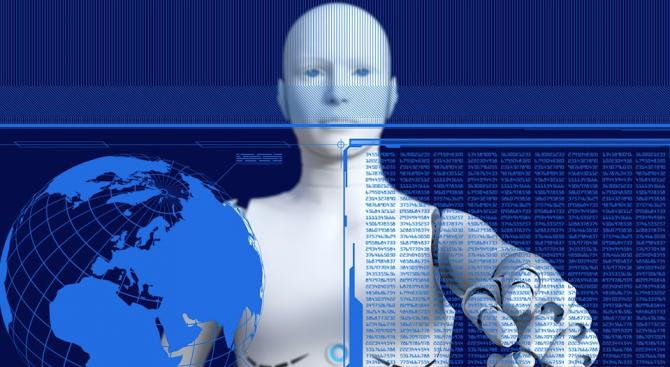 Робот разпознава хора с висока температура в тълпата