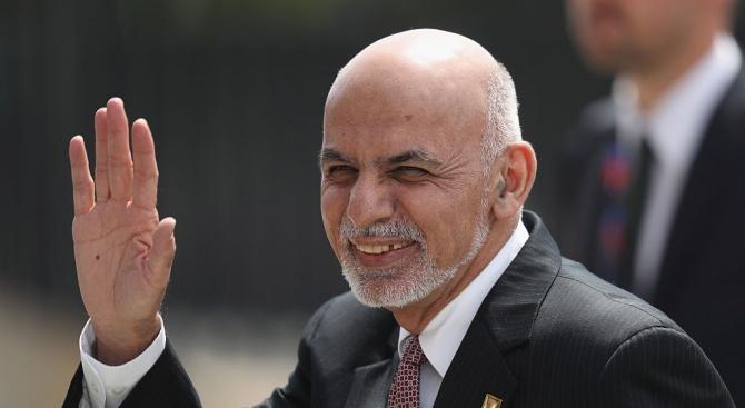 Преизбраха Ашраф Ганиза президент на Афганистан