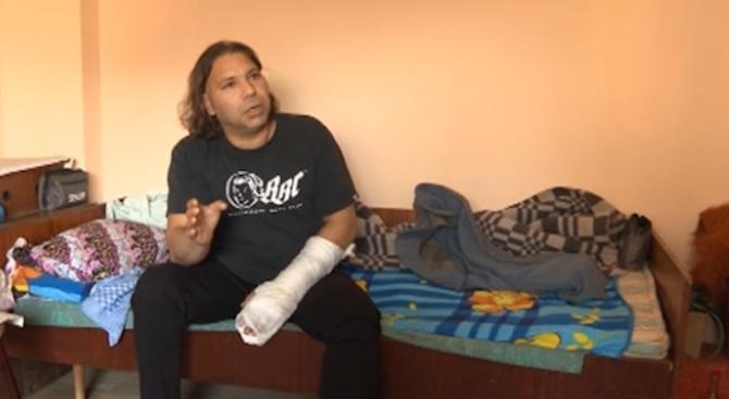 Задържан за нападението на старци в Зетьово е опитал да убие баща си с брадва