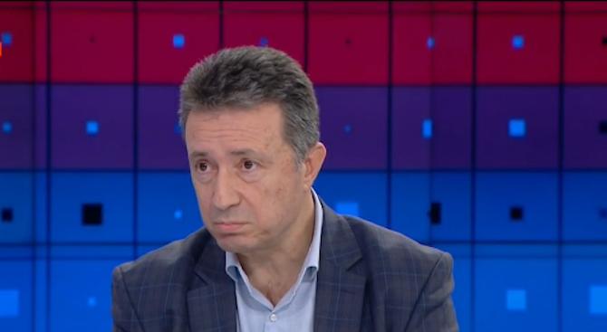 Янаки Стоилов: Лявото идва на мода