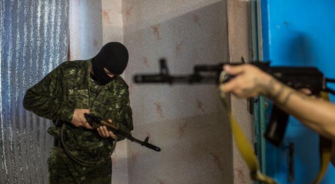 Ново изостряне на ситуацията в Донбас