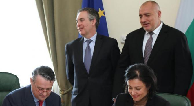 Борисов се срещна с генералния директор на Международната организация по лозата и виното