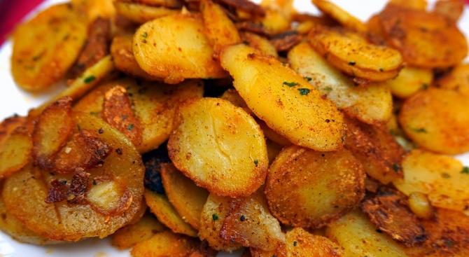 Картофите са по-полезни от белия ориз