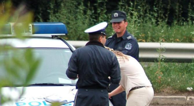 Рекорден брой нарушения на пътя в Сливен
