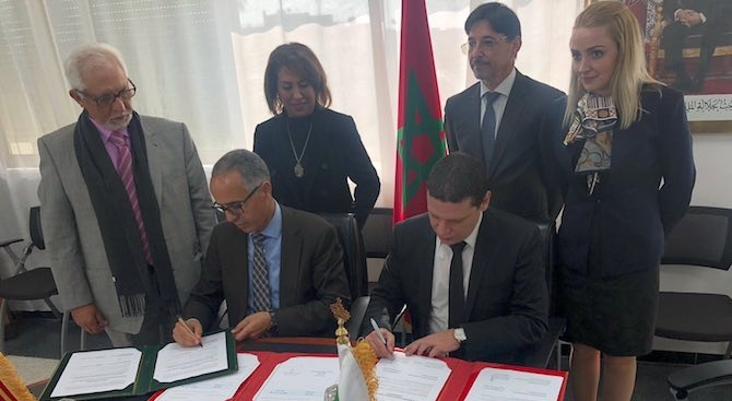 Илиан Тодоров подписа в Мароко споразумение за сътрудничество с регион Рабат-Сале-Кенитра
