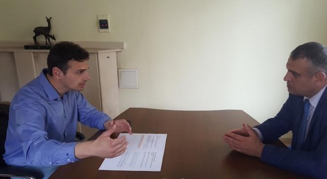 Председателят на АПИ се разбра с кметовете на Бистрица и Панчарево