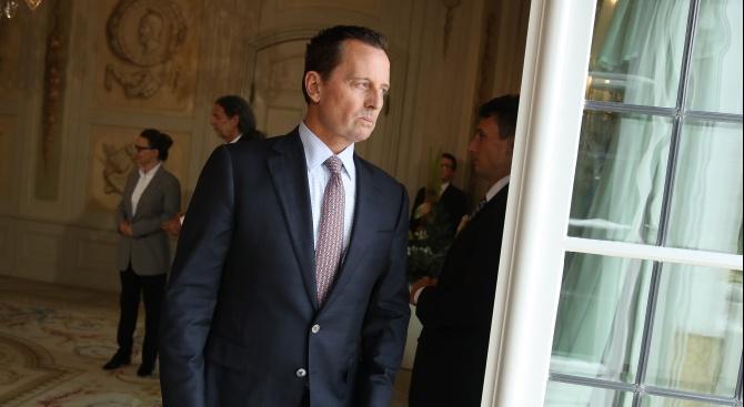 Тръмп назначи посланика на САЩ в Германия за директор на Националното разузнаване