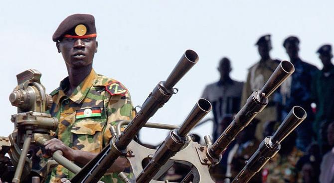АС  разполага военни  в Либия