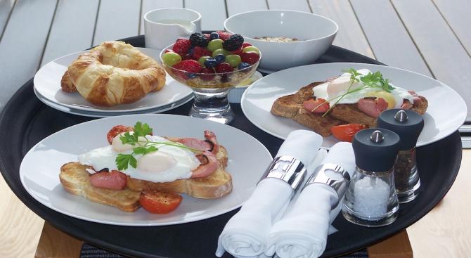 Английската закуска ни избавя от излишните килограми