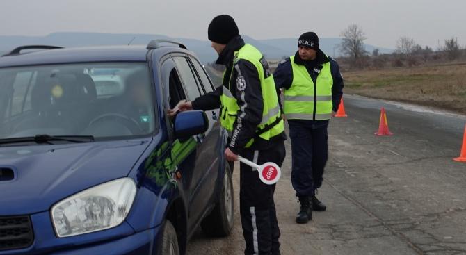 Четирима са задържани при спецакция в село Стоян Михайловски