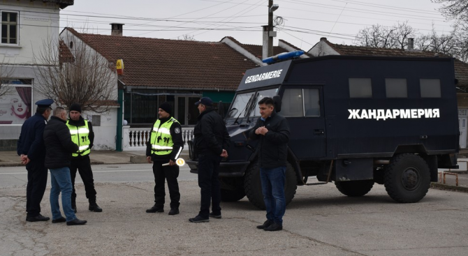 Полицейска акция в Сухиндол и селата Бяла река, Горско Косово и Димча