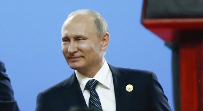 Владимир Путин: Много съм доволен