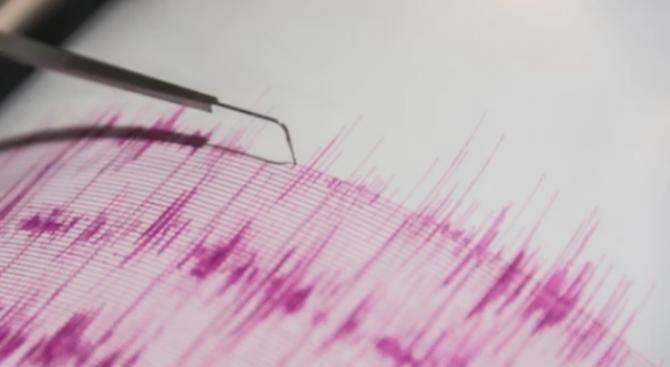 Земетресение с магнитуд 5,1 разлюля Мексико