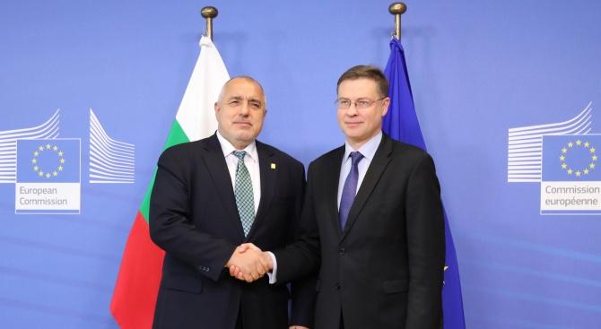 Борисов иска да няма страхове за еврото