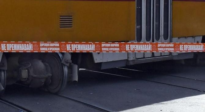 Инцидент с трамвай в София. Пострадало е дете