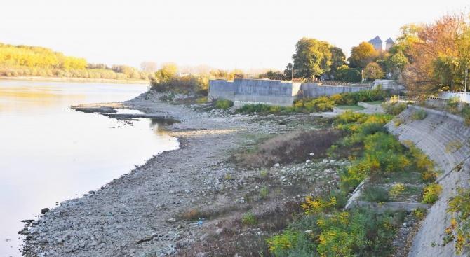 Агенцията за поддържане на река Дунав ще закупи оборудване за драгиране на плавателния път