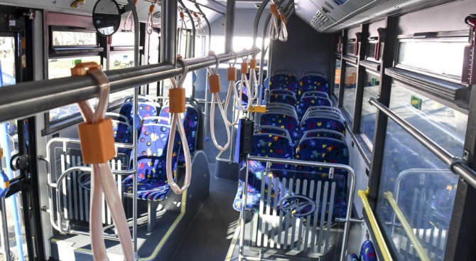 Ново разписание на автобус №123 в София