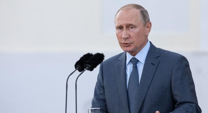 Путин е обезпокоен от действията на джихадистите в Идлиб
