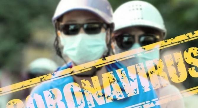 Нови 397 случая на коронавирус в Китай