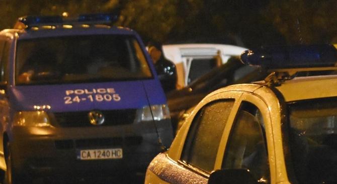 Пореден въоръжен грабеж в София