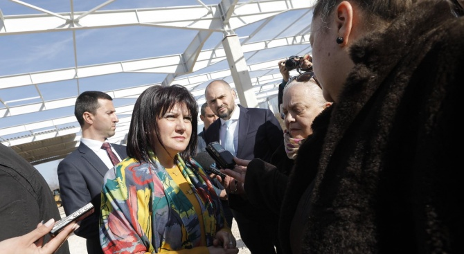 Караянчева: Не, България не е дъното на Европа