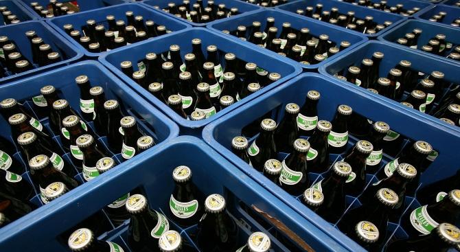 Гръцката полиция разби голяма мрежа за контрабанда на алкохол от България