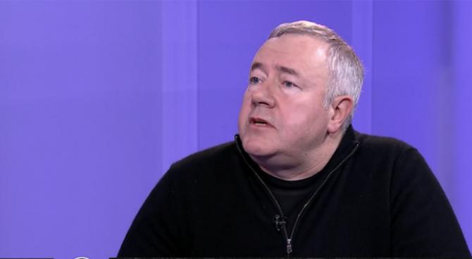 Харалан Александров: Президентът не може да застава до маргинали