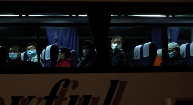 """Пътници са напуснали кораба """"Даймънд принсес"""" без да им е направен тест за коронавируса"""